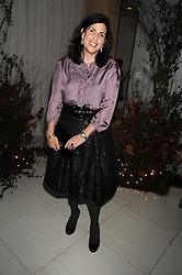 KIRSTIE ALLSOPP at a reception before the launch of the English National Ballet Christmas season launch of The Nutcracker held at the St,Martins Lane Hotel, London on 5th December 2008.