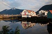 Sons of Norway Hall, Petersburg, Alaska