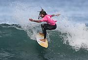 Leia Millar. U16 Girls.<br /> Surfing New Zealand National Championships 2021. Piha Beach, Auckland, New Zealand. Tuesday 12 January 2021.<br /> © image by Andrew Cornaga / www.Photosport.nz
