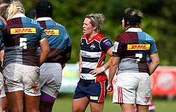Marlie Packer of Bristol Ladies - Mandatory by-line: Robbie Stephenson/JMP - 18/09/2016 - RUGBY - Cleve RFC - Bristol, England - Bristol Ladies Rugby v Aylesford Bulls Ladies - RFU Women's Premiership