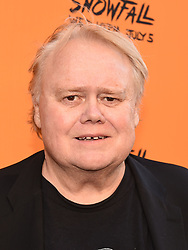 LOS ANGELES - JUNE 26: Louie Anderson attends FX Networks and FX Productions Premiere event for 'Snowfall' at The Theatre at the Ace Hotel on June 26, 2017 in Los Angeles, California. (Photo by Frank Micelotta//FX/PictureGroup) *** Please Use Credit from Credit Field ***