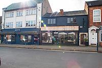 stratford upon avon  closed shops  and empty streets photo Mark Anton Smith