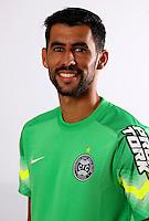 """Brazilian Football League Serie A / <br /> ( Coritiba Foot Ball Club ) - <br /> Vanailson Luciano de Souza Alves """" Vana """""""