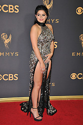 Ariel Winter at the 69th Annual Emmy Awards held at the Microsoft Theater on September 17, 2017 in Los Angeles, CA, USA (Photo by Sthanlee B. Mirador/Sipa USA)