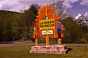 Northcentral Pennsylvania, Lumber Museum, PA Historical and Museum Commission, Galeton, Potter County
