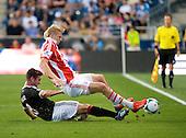 Philadelphia Union vs. Stoke City F.C. Friendly. July 30, 2013.