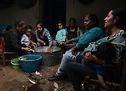 Dia de Muertos- Lake Patzcuaro, Mexico