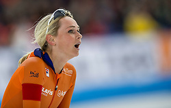 11-12-2016 NED: ISU World Cup Speed Skating, Heerenveen<br /> Irene Schouten op de 5000 m