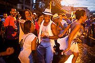Brazil_Portela Samba School bloco party