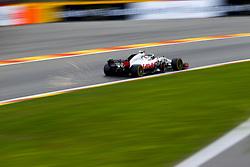 August 24, 2018 - Spa-Francorchamps, Belgium - Motorsports: FIA Formula One World Championship 2018, Grand Prix of Belgium, .#8 Romain Grosjean (FRA, Haas F1 Team) (Credit Image: © Hoch Zwei via ZUMA Wire)