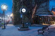 Snowy downtown Middletown (Dec. 11, 2016)