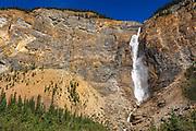 Takakkaw Falls, Yoho National Park, British Columbia, Canada