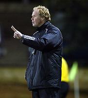 Fotball, 21. februar 2004, La Manga, Rosenborg-Dynamo Kiev 4-4,  Ola By Rise, trener i Rosenborg