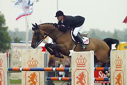 Voorn Vincent-Alarm<br /> KWPN Paardendagen Ermelo 2004<br /> Photo © Hippo Foto