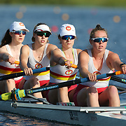 Women's Coxless Fours