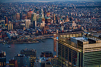 Downtown Brooklyn & East River