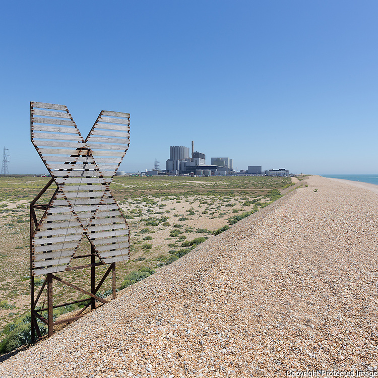 Shipping Marker IV, Dungeness.