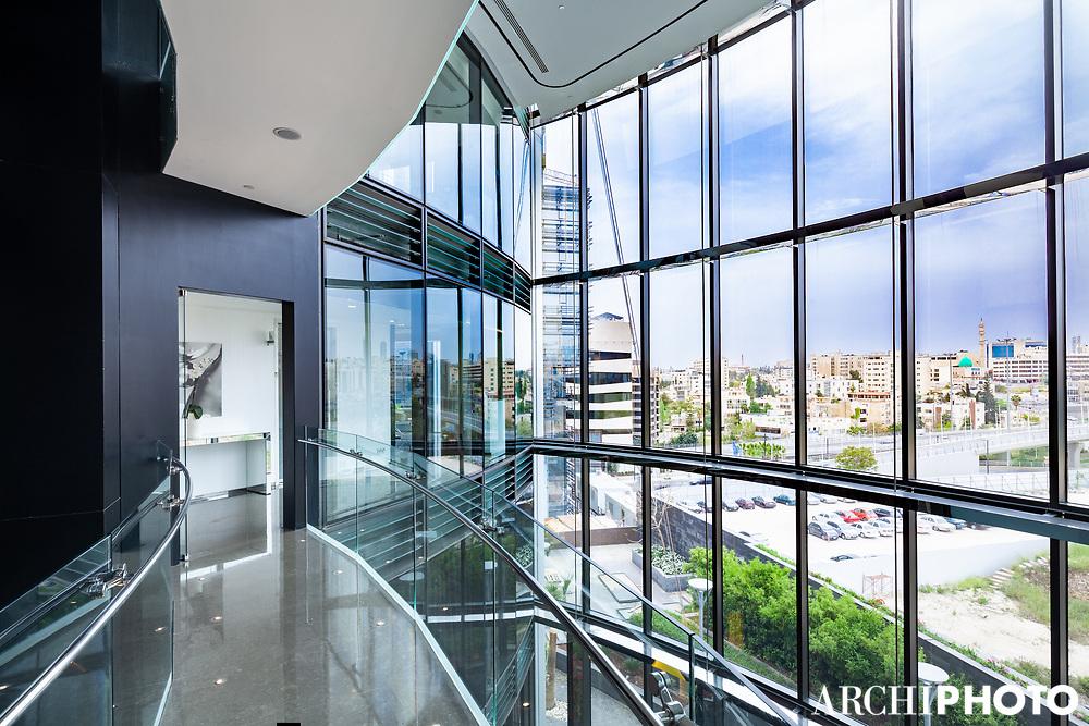 AS. Architecture-Studio • Rotana Hotel, Amman, Jordan • The Lobby