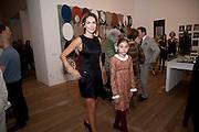 ADRIANA ABASCAL; PAULINA VILLALONGA, Pop Life in a Material World. Tate Modern. London. 29 September 2009.