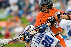 20080427 - #2 Duke v #3 Virginia (NCAA Lacrosse)