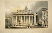 The Royal Exchange From the book Illustrated London, or a series of views in the British metropolis and its vicinity, engraved by Albert Henry Payne, from original drawings. The historical, topographical and miscellanious notices by Bicknell, W. I; Payne, A. H. (Albert Henry), 1812-1902 Published in London in 1846 by E.T. Brain & Co