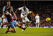 Tottenham Hotspur v West Ham United 251112