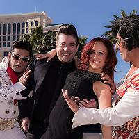 Chris Marques, Jaclyn Spencer, 01 decembre 2013, Las Vegas, Nevada, USA.
