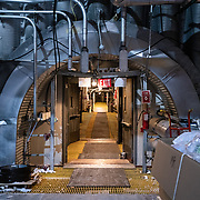 Logistics Archway, South Pole Station