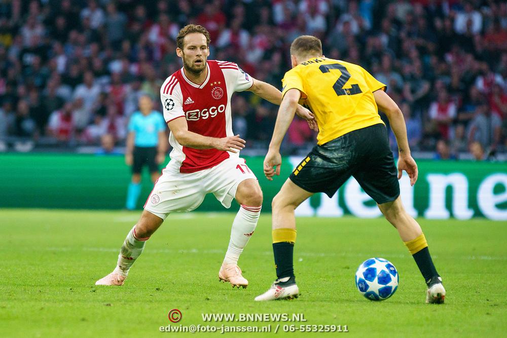 NLD/Amsterdam/20180919 - Ajax - AEK, nr 17 Daley Blind