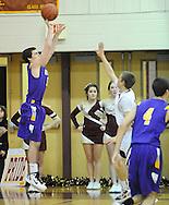 The Avon Lake High boys varsity basketball team defeated visiting Avon on January 18, 2011.
