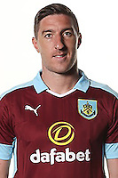 BURNLEY, ENGLAND - JULY 20:  Stephen Ward of Burnley poses during the Premier League portrait session on July 20, 2016 in Burnley, England. (Photo by Barrington Coombs/Getty Images for Premier League)