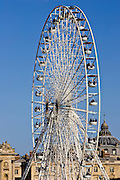 Place de la Concorde ferris wheel, La Grande Roue, Central Paris, France