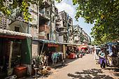 The White Building - Phnom Penh, Cambodia