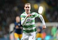 27/11/14 UEFA EUROPA LEAGUE<br /> CELTIC v SALZBURG<br /> CELTIC PARK - GLASGOW<br /> Celtic's Stefan Johansen in action