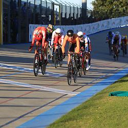 13-10-2020: Wielrennen: EK Baan: Fiorenzurola<br />Loe van Belle heeft na de scratch ook het omnium gewonnen op het EK Baan voor junioren in Fiorenzuola.<br /> De Nederlands kampioen tijdrijden liet de Duitser Teutenberg achter zich.