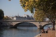 Quays of the Seine river PR316A