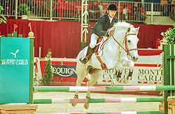 , Monaco - Int. Jumping Monte-Carlo 30.04. - 02.05.1998, Bobby deu Bac - Giraudet, Philippe