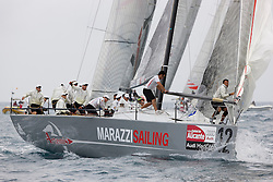 © Sander van der Borch. Alicante - Spain, May 13th 2009. AUDI MEDCUP in Marseille (12/17 May 2009). First race.