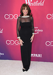February 19, 2019 - Beverly Hills, California, U.S. - Kate Linder arrives for the 21st CDGA (Costume Designers Guild Awards) at the Beverly Hilton Hotel. (Credit Image: © Lisa O'Connor/ZUMA Wire)