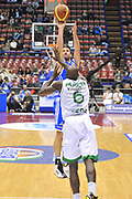 DESCRIZIONE : Milano Final Eight Coppa Italia 2014 Finale Montepaschi Siena - Dinamo Banco di Sardegna Sassari<br /> GIOCATORE : Drake Diener<br /> CATEGORIA : Tiro Tre Punti<br /> SQUADRA : Dinamo Banco di Sardegna Sassari<br /> EVENTO : Final Eight Coppa Italia 2014 Milano<br /> GARA : Montepaschi Siena - Dinamo Banco di Sardegna Sassari<br /> DATA : 09/02/2014<br /> SPORT : Pallacanestro <br /> AUTORE : Agenzia Ciamillo-Castoria / Luigi Canu<br /> Galleria : Final Eight Coppa Italia 2014 Milano<br /> Fotonotizia : Milano Final Eight Coppa Italia 2014 Finale Montepaschi Siena - Dinamo Banco di Sardegna Sassari<br /> Predefinita :