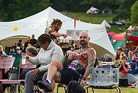 Also Festival 2021 at Cpmton Verney,photo by Mark Anton Smith<br /> .