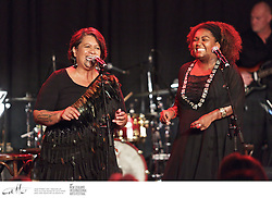 Whirimako Black (Mori), Emma Donovan(Aboriginal Australian), Merenia (Mori Romany Gypsy), Ngaiire (Papua New Guinean) and Maisey Rika (Mori) are the Barefoot Divas  a group of funny, cheeky and uplifting women who take their commentary on fame, contemporary music and cultural struggle right to the edge...The commanding voices of the Divas are accompanied by a band of musicians originating from Chile, Peru, Greece and Australasia. Developed by writer Alana Valentine and producer/director Vicki Gordon Walk A Mile In My Shoes transcends borders and beliefs.