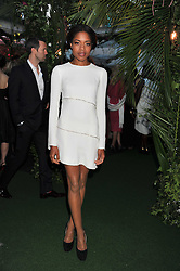 NAOMIE HARRIS at the Glamour Women of The Year Awards 2011 held in Berkeley Square, London W1 on 7th June 2011.