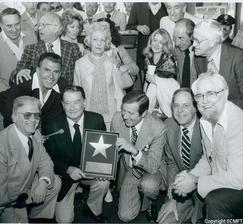 1978 Dick Whittingham's Walk of Fame ceremony