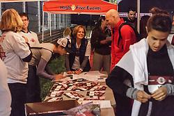 Beer Mile World Championships, Inaugural,