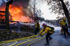 California Fires - 29 Oct 2019