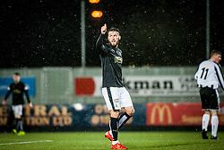Falkirk's Lee Miller. Falkirk 4 v 1 Fraserburgh, Scottish Cup third round, played 28/11/2015 at The Falkirk Stadium.