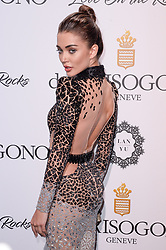 Amy Jackson attending the de Grisogono party ahead the 70th Cannes Film Festival, at Eden Roc Hotel in Antibes, France on May 23, 2017. Photo Julien Reynaud/APS-Medias/ABACAPRESS.COM
