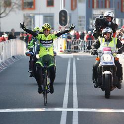 Energiewacht Tour stage 6 Groningen Valentina Garretta wins final stage Energiewacht Tour