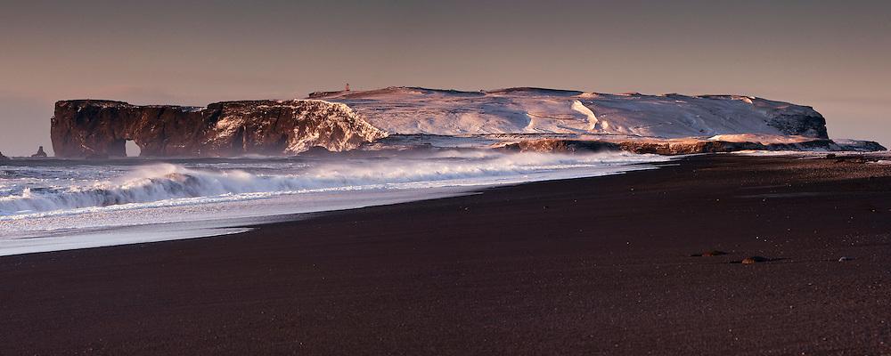 Dyrhólaey and Reynisjara, south coast Iceland